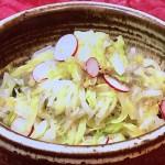 NHKきょうの料理は冬のコールスロー・オーブンまかせのローストポークレシピ!