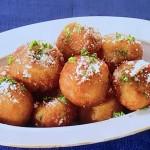 NHKきょうの料理はモチモチみそポテトボール・ねぎと鶏手羽元の緑茶スープ煮レシピ!市瀬悦子
