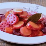 NHKきょうの料理はカラフル野菜のグラッセ・漁師風ゆで塩えびレシピ!コウケンテツ