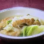 NHKきょうの料理ビギナーズは鶏手羽の中国風スープ・牛肉と大根のしょうがスープレシピ!