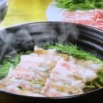 NHKきょうの料理ビギナーズは豚肉と水菜の鍋・鶏ごぼう鍋レシピ!