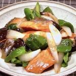 NHKきょうの料理はさけの甘酢炒めレシピ!野口真紀