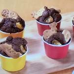 NHKきょうの料理はみかんとクッキーのココアマフィン・あんずとナッツのチョコケーキレシピ!藤野貴子