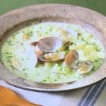 NHKきょうの料理ビギナーズは和風クラムチャウダー・わかめとクレソンのかきたま汁レシピ!