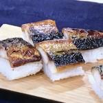 NHKきょうの料理は焼きさばの棒ずし・春色押しずしレシピ!しらいのりこ