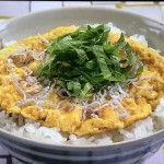 NHKきょうの料理はふわふわ卵ご飯・オクラの彩りご飯・ネオ卵かけご飯レシピ!