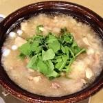 NHKきょうの料理は鶏のみぞれ鍋・豚肉の福神漬け炒めレシピ!田村隆