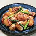 NHKきょうの料理は鶏ももと新じゃがのカレーオイスター炒めレシピ!小林まさみ