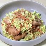 NHKきょうの料理は揚げ鶏の春野菜サラダのせ・ダブル新たまチキンバーグレシピ!小林まさみ