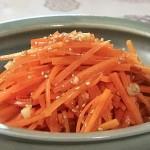NHKきょうの料理ビギナーズは春にんじんのナムル・春にんじんとゆで卵の煮物レシピ!