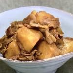 NHKきょうの料理は甘辛だれでカレー肉じゃが・ピリ辛そぼろレシピ!本田明子