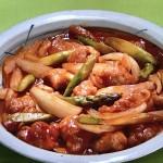 NHKきょうの料理はおたすけ甘酢で鶏チリ・いかときゅうりの甘酢煮レシピ!杵島直美