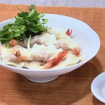 NHKきょうの料理は土井善晴のえびの水ギョーザ・そら豆の金ぷら・スペアリブの酢煮レシピ!