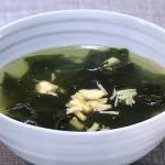 NHKきょうの料理はわかめスープ・豚キムチ炒めレシピ!ほりえさわこ