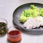 NHKきょうの料理は春キャベツとゆで鶏のアジアンだれレシピ!坂田阿希子